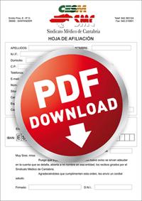 Descarga PDF Hoja Afiliacion